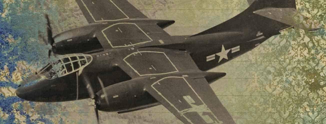 Second World War fighter plane