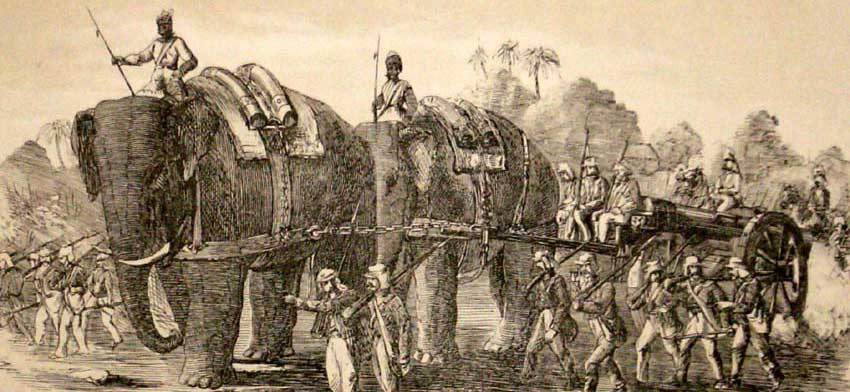 Indian Rebellion 1857