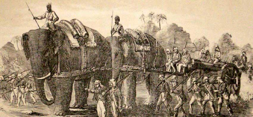 Indian Rebellion 1857