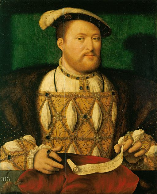 Henry_VIII Joos van Cleve