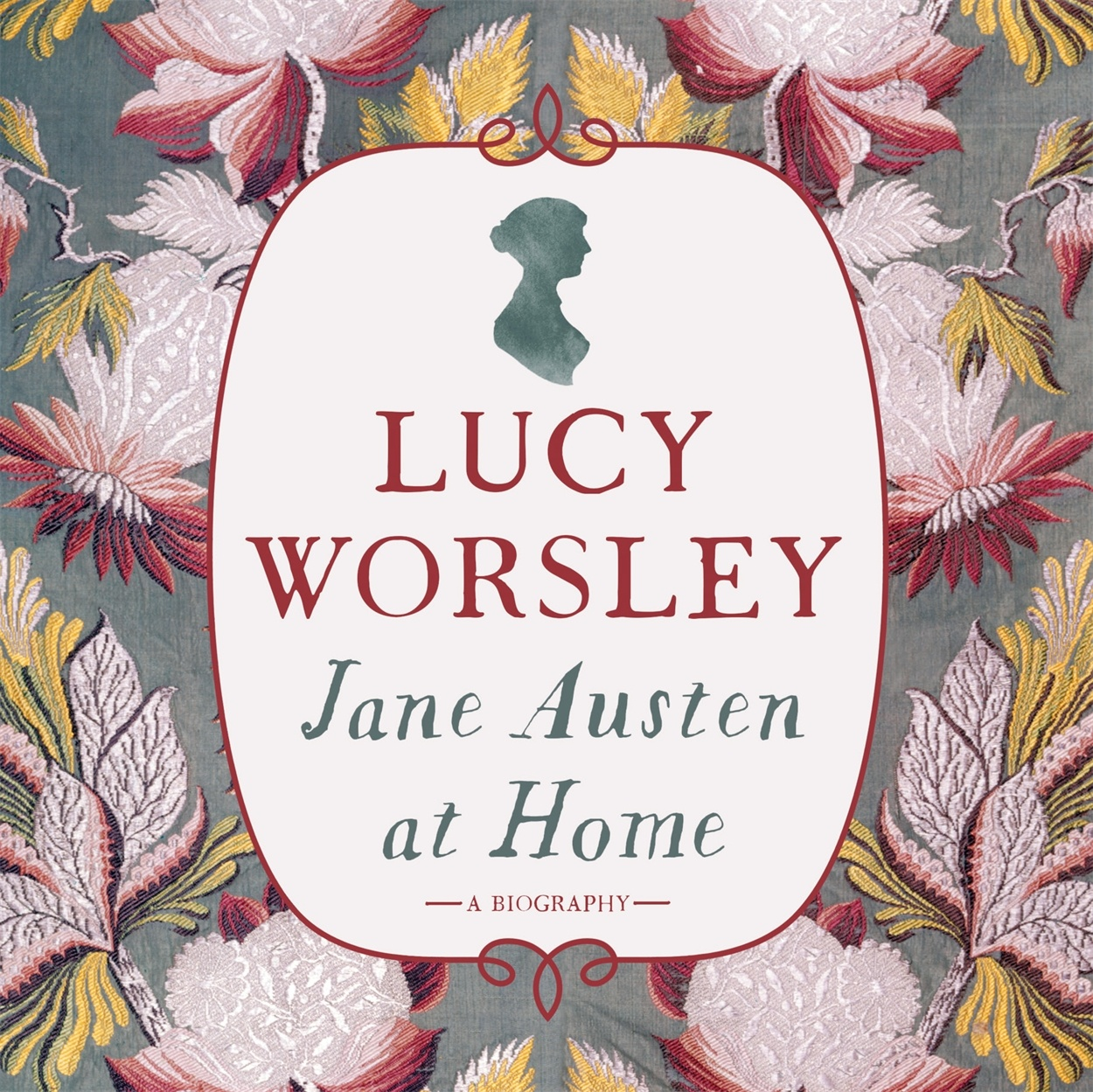 Jane Austen at Home Lucy Worsley 9781473632523