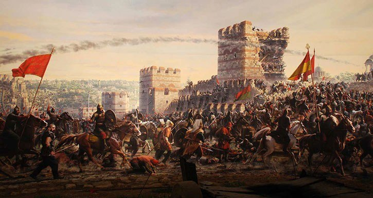 Constantinople 1453 The Greatest Siege In History