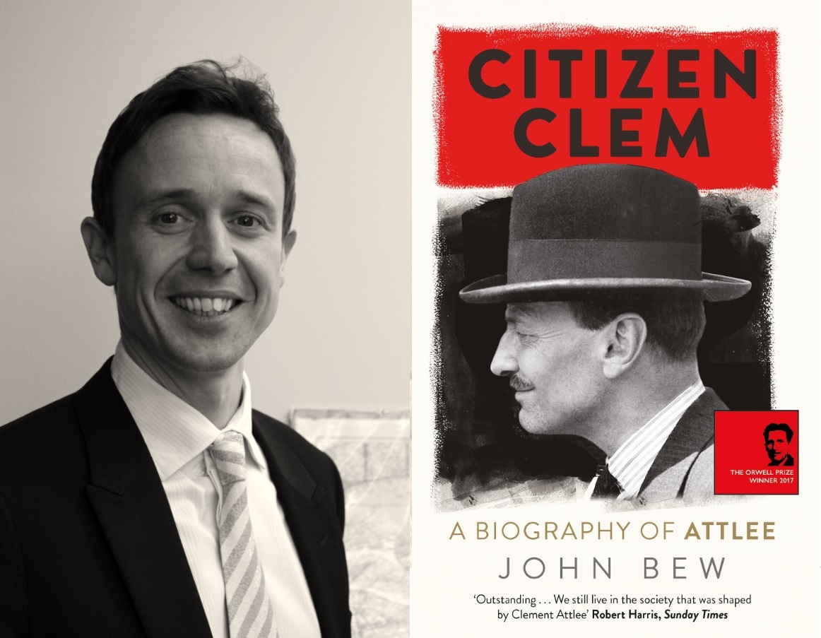 Citizen Clem by John Bew
