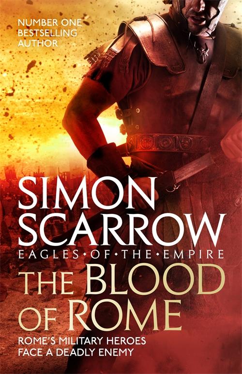 Simon Scarrow Rom Serie
